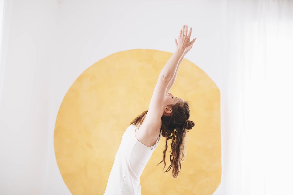 Isabell Auch | Yoga trifft Stimme | Sampoorna Hatha Yoga