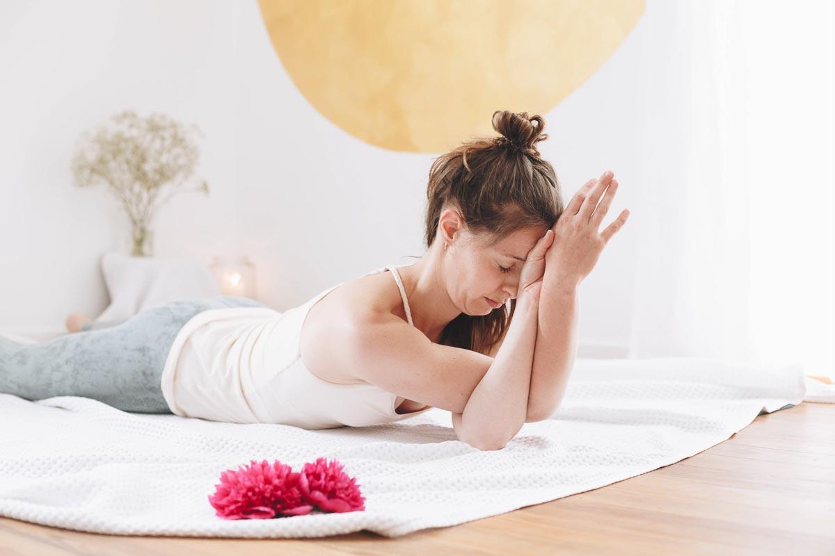 Isabell Auch | Yoga trifft Stimme | Yogaleistungen